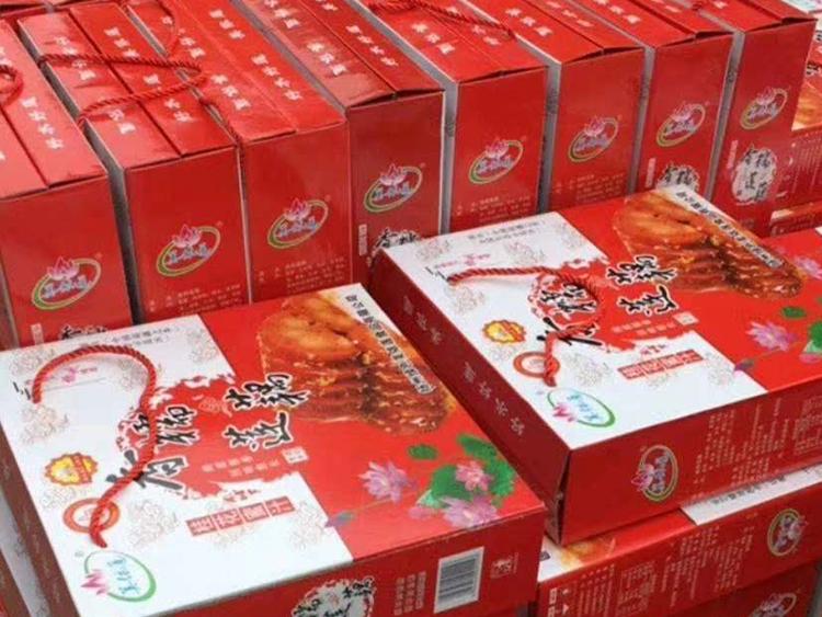 糯米藕生产厂家