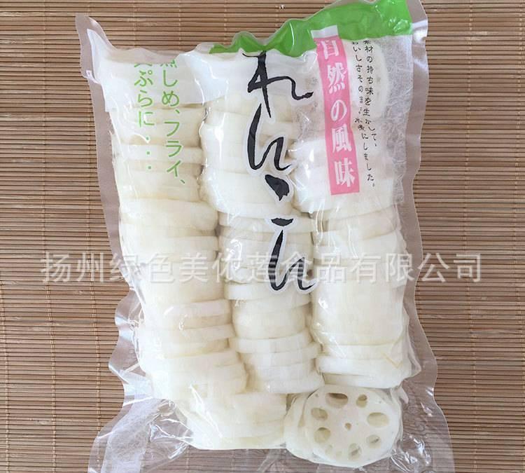 扬州清水藕片生产厂家